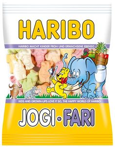 HARIBO - Jogi Fari - 175 gr bag - German Product #Haribo