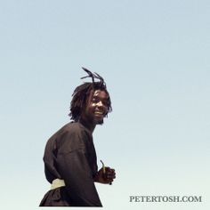 *Peter Tosh* More fantastic pictures and videos of *The Wailers* on: https://de.pinterest.com/ReggaeHeart/
