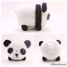 Image result for free crochet tsum tsum pattern