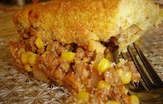 Easy and simple tamal pie recipe that's absolutely delicious!