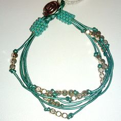 Such a cute bracelet from Georgette's! www.georgettes.org