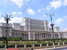 Bucharest, Palace of the Parliament http://www.touringromania.com/regions/bucharest.html