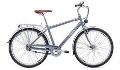 Perfect color! Now if I just lived somewhere I could ride this.... give me a city!