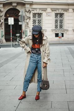 533b27a009c Trench Coat Season - Fashionnes - Mode und Lifestyle Blog aus Wien