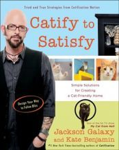 Can't believe it's been a whole year since Jackson Galaxy went on tour with his book, Catify to Satisfy! This book makes a great Christmas present for your cat loving friends!
