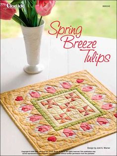 Spring Breeze Tulips