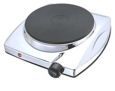 Royal Premium 1000W Hot Plate Burner  Portable Smart Shut off *** Details can be found by clicking on the image. (This is an affiliate link)
