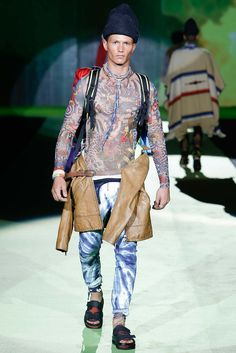 Dsquared², Look #5