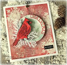 A NEW little birdie... from Tim Holtz! - Simon Says Stamp Blog