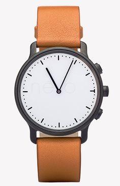 nevo watch - the world's first modern minimalist smartwatch