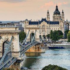 Budapest, Hungary ☛ @foto.viagem