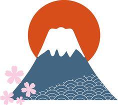 富士山 イラスト - Google 検索