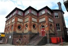LAST month saw yet another of the Potteries' iconic buildings put on the market, as the fire sale of the city's public buildings continues. Stoke On Trent, Old Photos, The Past, Mansions, Architecture, House Styles, City, Bottle, Home
