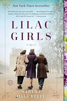 Does your book club love history novels? Then check out the recommended historical fiction books in this list, including Lilac Girls by Martha Hall Kelly. Book Club Books, Good Books, Books To Read, Book Clubs, Book 1, Random House, This Is A Book, The Book, Reading Lists