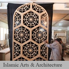 Islamic arts and architecture