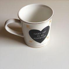 Adventure Mug #homechillout #homedecor #style #gift #style #uk #international #ideas #love #life #adventure #mug #coffee #tea #kitchen #happy