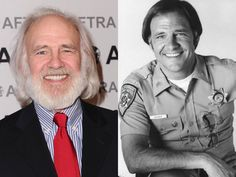Actor Robert Pine -  best known for his character Sgt. Joseph Getraer on the 70's television series CHiPs