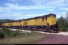 RailPictures.Net Photo: CNW 6720 Chicago & North Western Railroad Alco C628 at Negaunee, Michigan by Greg Mross