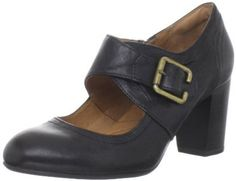 """indigo by Clarks Women's Town Club Pump Clarks. $62.94. Lightweight ortholite footbed adds cushioning to reduce foot fatigue. Rubber sole. Heel measures approximately 2.75"""". leather"""