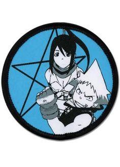 Soul Eater Patch: Black Star & Tsubaki