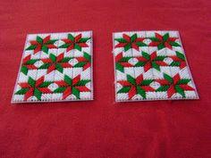 Kleenera en malla plástica para Navidad  Con mucho cariño les presento este tutorial de como hacer una kleenera para Navidad, espero y dejen...