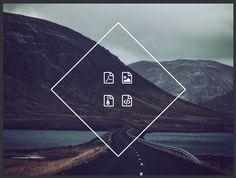 iDetail homepage ideas