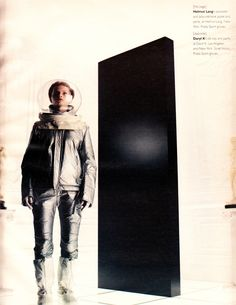 The work of Helmut Lang - Page 13 - StyleZeitgeist