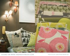 My stand at Decorex Cape Town, in association with Space for Life.   Photographs: The Pretty blog