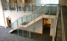 Civil Justice Courts, Taunton Fabrications are pleased to have completed all of the secondary and architectural metalwork on the new Civil Justice Courts in Bristol. Divider, Stairs, Loft, Architecture, Bed, Furniture, Home Decor, Arquitetura, Stairway