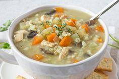 Chicken & Barley Soup