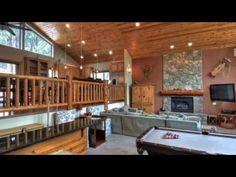 Big Bear Cabin #39 Gold Rush Resort 4Bed/3 Bath To Book call (310) 800-5454 or click the image! #BigBear #california #5starvacation