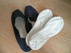 Lost in translation - a search for authentic espadrilles: thematuretraveller.co.uk