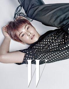 Xiumin (EXO) - W Magazine July Issue '16
