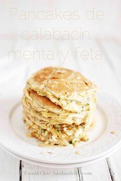 Pancakes Salados @Food&Chic