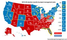 Infographic: Election results and project management jobs