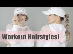Stylish, Quick and Easy Hairstyles – Stylish Hairstyles Easy Hairstyles For School, Easy Hairstyles For Medium Hair, Quick Hairstyles, Medium Hair Styles, Kayley Melissa, Workout Hairstyles, Hair Game, Stylish Hair, Hair Care Tips