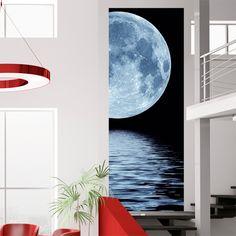 GoBig Moon L | Stickers murali, Adesivi decorativi, Wall Stickers