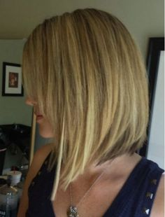 Haircuts Short In Back Longer From Front