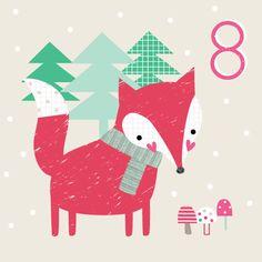 Advent Calendar Day 8, 2015 - Amy Underhill