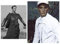 Fashion men inspirado na Givenchy
