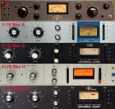 In-depth look into one of the most iconic compressors/limiters used in music production, the 1176. At the bottom of this page, you'll find a cool interactive unit that you can play around with while listening to music.  History Bill Putnam Sr., a well known producer and engineer, started recording in the early 1930s. He was the first engineer to use artificial reverberation using echo chambers for commercial recordings. While designing his own consoles and equipment in the 1950s, he…