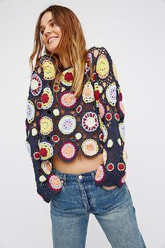 Shop our Aurora Crochet Top at Free People.com. Share style pics with FP Me, and read & post reviews. Free shipping worldwide - see site for details.
