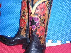 Boot Pictures | C.T. Chappell Boot Shop and Trail Town Custom Leather