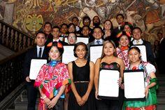 Lanza IMJUVE convocatoria para el Premio Nacional de la Juventud 2016