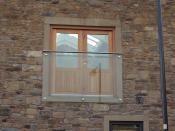 Glass Balustrades and Composite Decking   Latest Company News   Glass Balconies   Decking   Garden Balustrades   Juliet Balconies