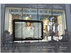 7 | How Google+ And Topshop Co-Created London Fashion Week's Most Interactive Show | Co.Create: Creativity \ Culture \ Commerce