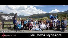 Kryon by Lee Carroll BIG SKY MONTANA & YELLOWSTONE WYOMING