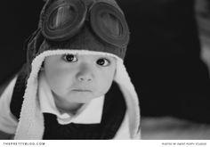 """Up"" themed baby shoot   Photography: Sweet Poppy Studios"
