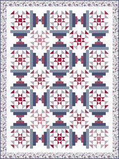 A Quilts of Valor FREE PATTERN