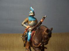 Swiss horse arbalester, 1476-77